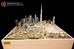 architectural model making Dubai