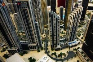 architectural scale models in Dubai