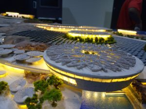 Scale Model Makers in UAE for Exhibitions